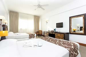 Superior Deluxe Rooms of the Be Live Experience Hamaca Beach Hotel